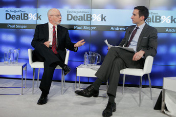 Paul Singer The New York Times DealBook Conference
