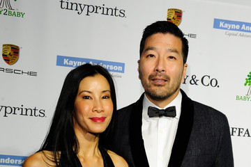 Paul Song The 2014 Baby2Baby Gala, Presented By Tiffany & Co - Red Carpet