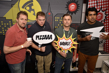 Paul Soter Pizza Hut Lounge at 2018 Comic-Con International: San Diego
