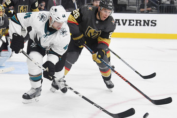 Paul Stastny San Jose Sharks vs. Vegas Golden Knights