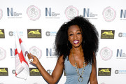 Beverley Knight attends the Paul Strank Charitable Trust Summer party at Sanctum Soho Hotel on July 11, 2018 in London, England.