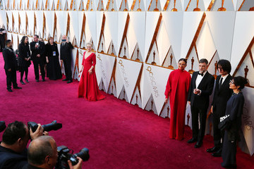 Paul Thomas Anderson 90th Annual Academy Awards - Arrivals