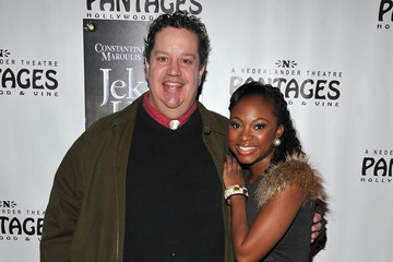"""Paul Vogt Red Carpet Opening Night And Party - """"JEKYLL & HYDE"""" Pre-Broadway Engagement At Pantages"""