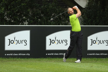Paul Waring Joburg Open - Previews