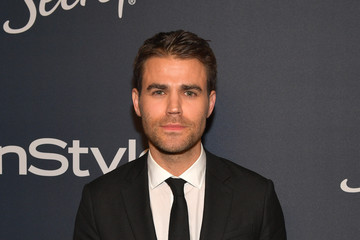 Paul Wesley The 2020 InStyle And Warner Bros. 77th Annual Golden Globe Awards Post-Party - Red Carpet