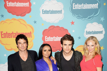 Paul Wesley Kat Graham Entertainment Weekly's Annual Comic-Con Celebration