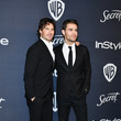 Paul Wesley 21st Annual Warner Bros. And InStyle Golden Globe After Party - Arrivals