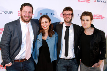 Paul Wesley The 2014 Hamptons International Film Festival - Day 3