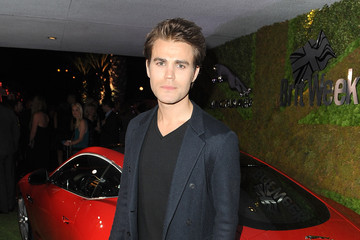 Paul Wesley Jaguar And BritWeek Present: A Villainous Affair