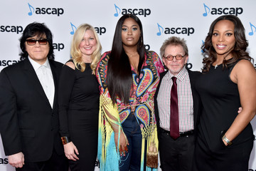 Paul Williams Elizabeth Matthews ASCAP Grammy Nominees Reception