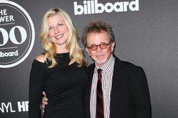 Paul Williams Elizabeth Matthews 2016 Billboard Power 100 Celebration - Arrivals