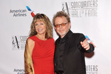 Paul Williams Mariana Williams Arrivals at the Songwriters Hall of Fame Induction