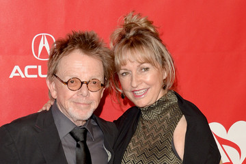 Paul Williams Mariana Williams The 2014 MusiCares Person Of The Year Gala Honoring Carole King - Arrivals