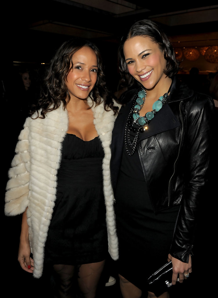 Paula patton siblings