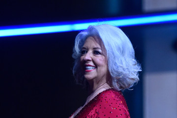 Paula Deen ABC's 'Dancing with the Stars' Live Finale