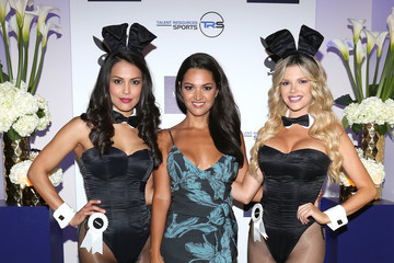 Paula Garces Martell Cognac Hosts Talent Resources Sports Party in Los Angeles, California
