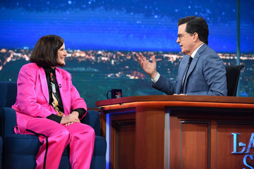 "Paula Poundstone CBS's ""The Late Show with Stephen Colbert"" - Season Two"