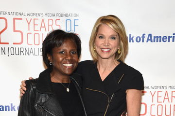 Paula Zahn International Women's Media Foundation Awards Luncheon
