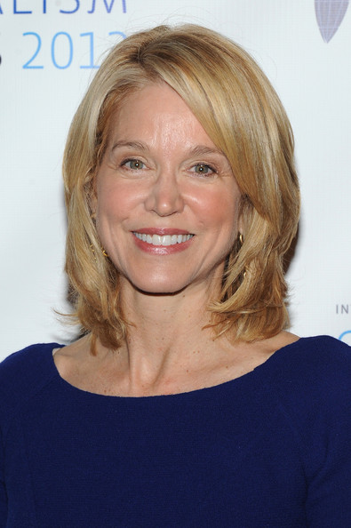 paula zahn photos arrivals at the courage in journalism awards