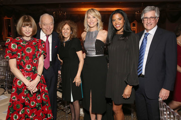 Paula Zahn The Association For Frontotemporal Degeneration's Hope Rising Benefit