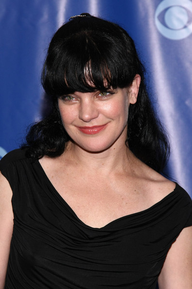 Pauley Perrette Actress Pauley Perrette attends the 2011 CBS Upfront ...