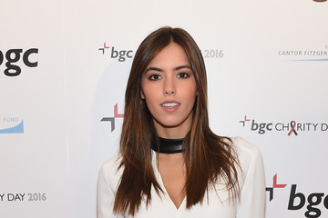 Paulina Vega Annual Charity Day Hosted By Cantor Fitzgerald, BGC and GFI - BGC Office - Arrivals