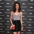 Pauline Hoarau Longchamp And Kendall Jenner Celebrate The Opening Of Longchamp Fifth Avenue Flagship
