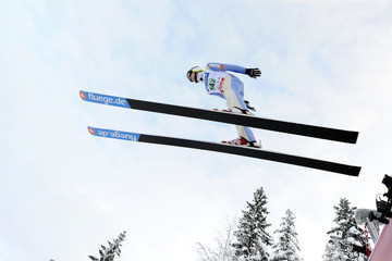 Pavel Churavy FIS World Cup - Men's Nordic Combined Team Sprint