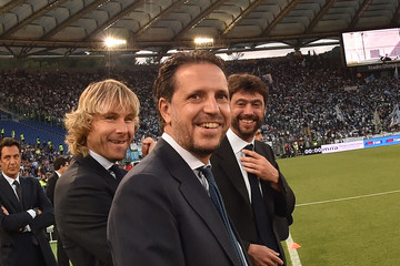 Pavel Nedved SS Lazio v Juventus FC - TIM Cup Final