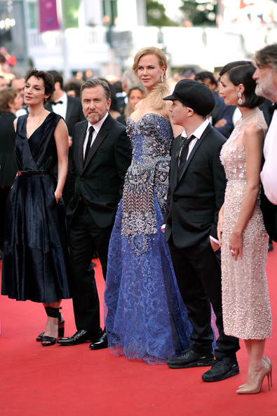 'Grace of Monaco' Premieres at Cannes