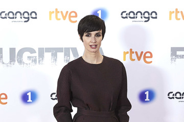 Paz Vega 'Fugitiva' Tv Series Madrid Premiere