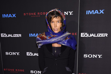 Paz de la Huerta 'The Equalizer' Premieres in NYC