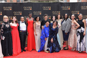 Pearl Mackie The Olivier Awards With Mastercard - VIP Arrivals