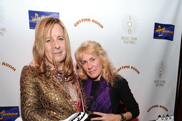 Pearl Thompson 108 Rock Star Guitars Benefit in NYC