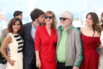 Pedro Almodovar 'Julieta' Photocall - The 69th Annual Cannes Film Festival