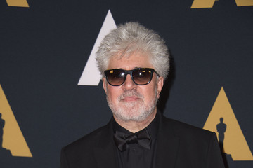Pedro Almodovar Academy of Motion Picture Arts and Sciences' 8th Annual Governors Awards - Arrivals