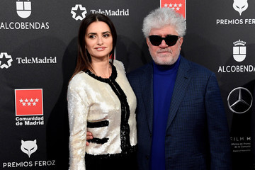 Penelope Cruz Red Carpet - Feroz Awards 2020