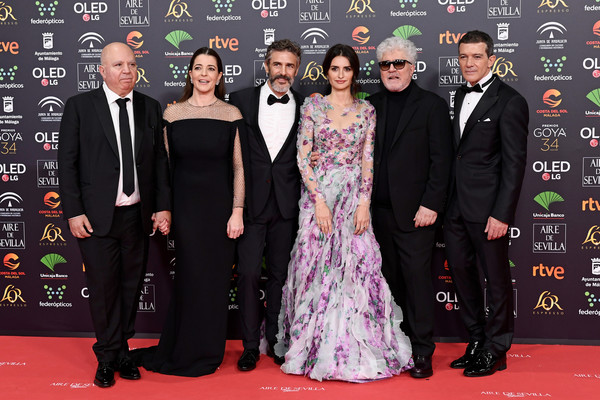Swarovski At Goya Cinema Awards 2020