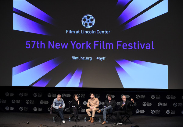 57th New York Film Festival - 'Wasp Network' Press Conference