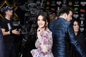 Penelope Cruz Goya Cinema Awards 2020 - Red Carpet
