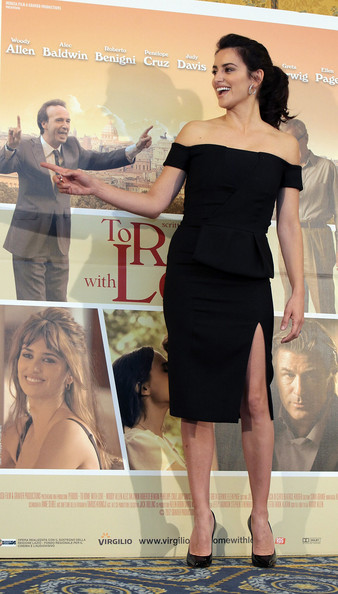 "Penelope Cruz - ""To Rome With Love"" - Photocall"