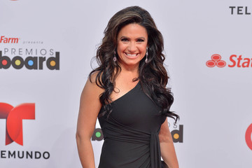 Penelope Menchaca Arrivals at the Billboard Latin Music Awards