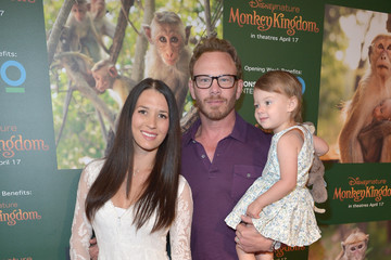 "Penna Mae Ziering World Premiere Of Disney's ""Monkey Kingdom"""