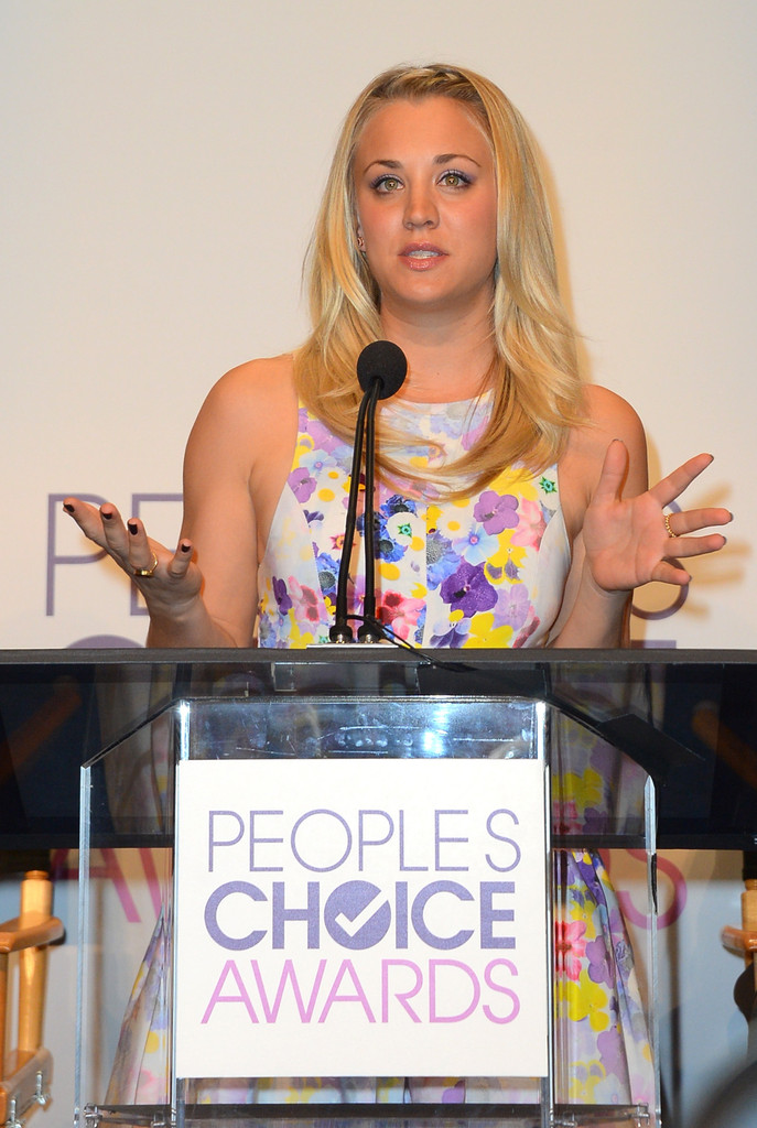 People's Choice Awards 2013 Nominations Press Conference ...