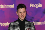 Nolan Gould attends the People & Entertainment Weekly 2019 Upfronts at Union Park on May 13, 2019 in New York City.