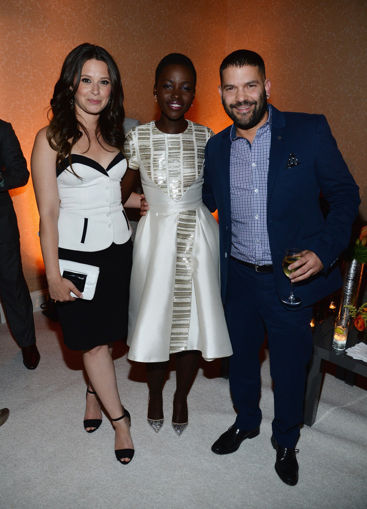 lupita nyong 39 o photos photos people time whcd cocktail party zimbio. Black Bedroom Furniture Sets. Home Design Ideas