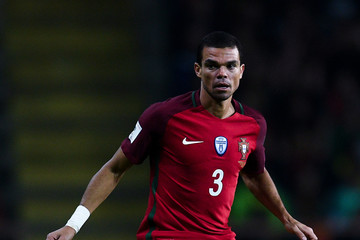 Pepe Portugal v Andorra - FIFA 2018 World Cup Qualifier