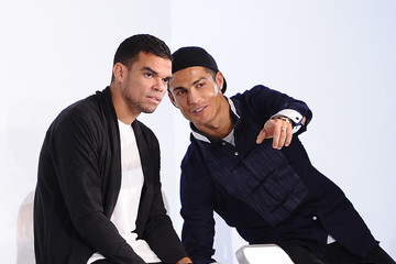 Pepe Real Madrid Players Receive Audi Cars