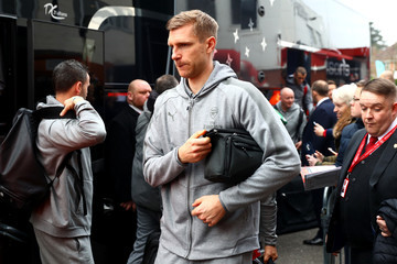 Per Mertesacker AFC Bournemouth v Arsenal - Premier League