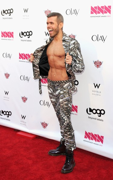 "Logo's ""NewNowNext Awards"" 2012 - Red Carpet []"
